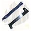 Gratis 2 cuchillas profesionales recogida mulching
