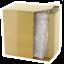 Embalaje seguro doble caja capa intermedia de colchones de aire
